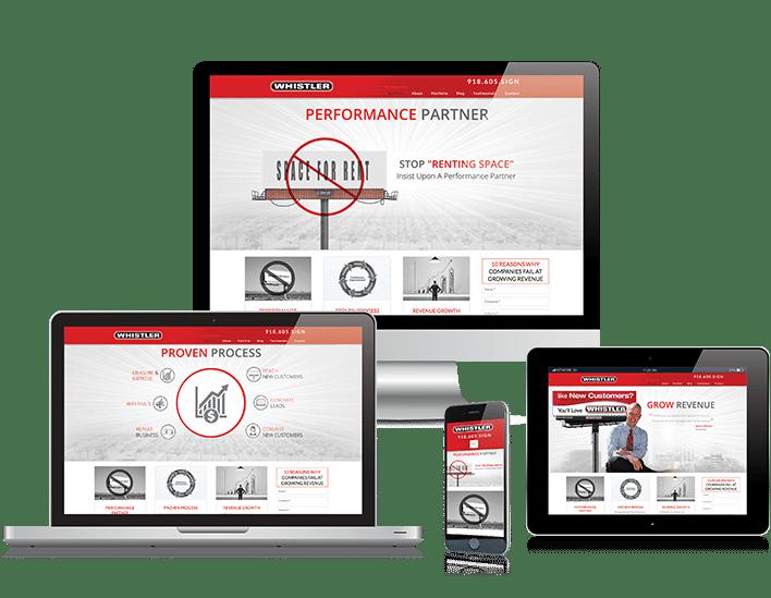 whistler media group - tulsa, oklahoma - web development, web design, digital marketing