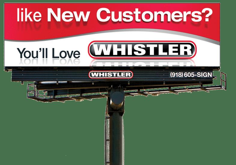 whistler media group - tulsa, oklahoma - billboards